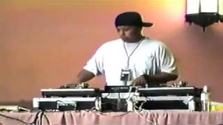 DJ Babu - 1994 Rap Sheet DJ Battle