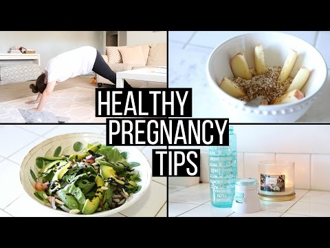 Tips For A Healthy Pregnancy: Diet, Exercise, Mental Health| Hayley Paige