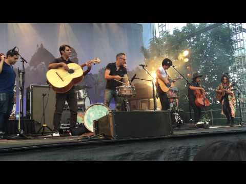 The Avett Brothers - Victims of Life - McMenimens Edgefield - 7/22/16 (видео)
