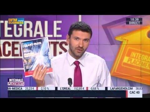 Opportunités d'investissement autour du Grand Paris Express : le point sur BFM Business