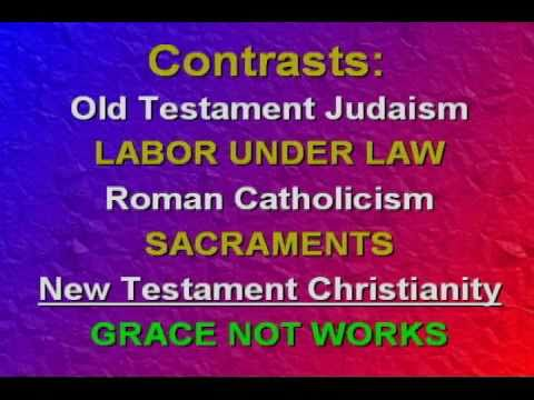 COMPARATIVE RELIGIONS OVERVIEW #1: JUDAISM, BUDDHISM, ISLAM, BAHA'I, ROMANISM, NEW AGE, SCIENTOLOGY