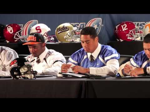 National Signing Day | Oregon State | USA Football