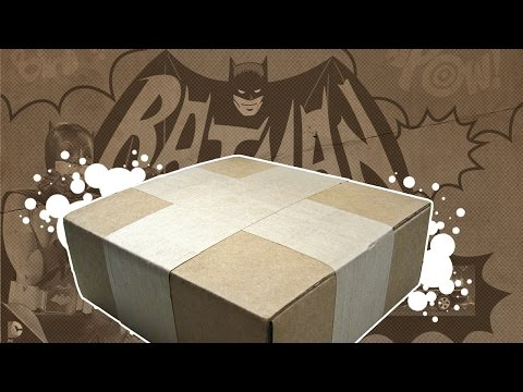 Unboxing: Batman: The Complete Series (Blu-Ray)