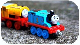 Mainan Anak | Thomas and Friends | Lagu anak | Naik Kereta Api