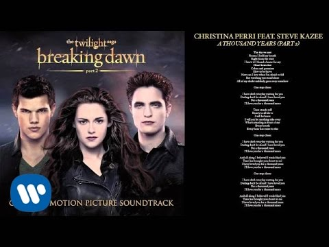 Kazee - From the Twlight Saga: Breaking Dawn - Part 2 Soundtrack Available Now: smarturl.it/BreakingDawn2 New Christmas EP - 'A Very Merry Perri Christmas' out now! ...