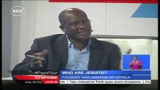 Dr. Elias Mokua Speaks On Pope Francis' Message To Kenyans