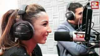Révélation Arab Idol 2012 - Dounia Batma dans le Morning de Momo sur HIT RADIO 29/03/2012