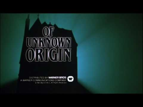 Of Unknown Origin (1983) [Trailer]