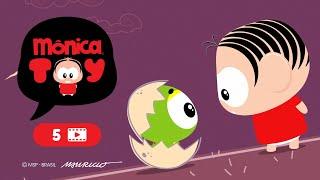 Mônica Toy | 5ª Temporada Completa (18 minutos de vídeo!)