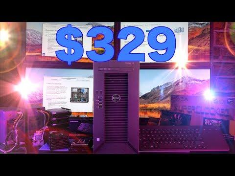 $329 Dell T30 in 4K UHD