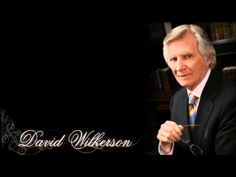 David Wilkerson - Seeking the Face of God - Part One