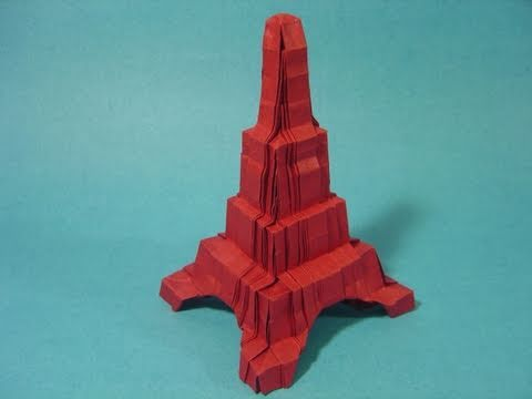 Architecture Tutorial - 015 -- Eiffel Tower