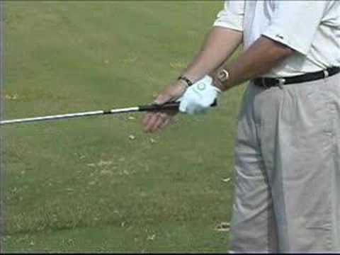 Golf Instruction - The Proper Golf Grip