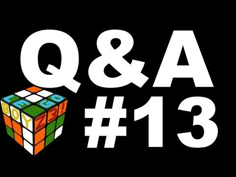 Q&A #13- 134 Digits of Pi