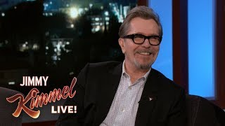 Video Gary Oldman Proposed to His Wife as Winston Churchill MP3, 3GP, MP4, WEBM, AVI, FLV April 2018