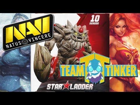 STAR - Subscribe(Подписаться): http://bit.ly/19r7oXU NaVi vs Team Tinker (TT) (31.08.2014) Star Ladder Star Series Season 10 Dota 2 RUS SLTV STEAM GROUPE: http://steamcommunity.com/groups/Kibo...