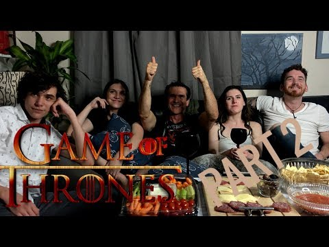"Game of Thrones Season 8 Episode 2 ""A Knight Of The Seven Kingdoms"" REACTION!! (Part 2)"
