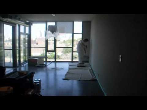 Interior Condo Painting in Toronto.wmv