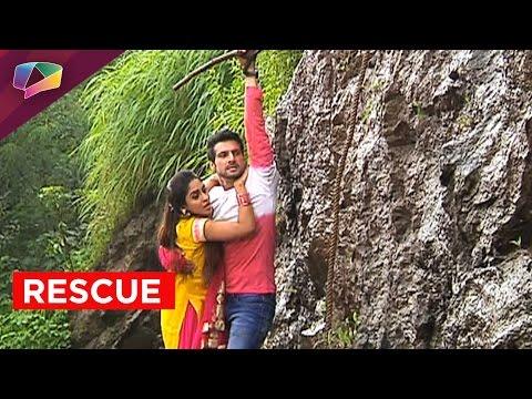 Rishab saves Raina in Brahmarakshas