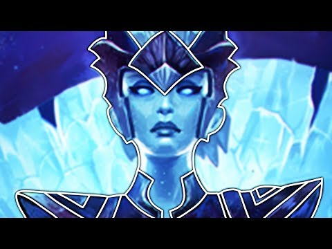 THE ICE WALKER | Paladins Inara Gameplay & Build