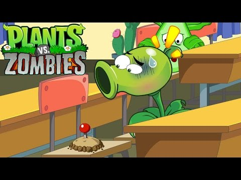 Plants vs. Zombies Animation : Call the roll