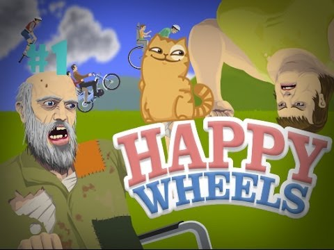 [Play] - Happy Wheels #1