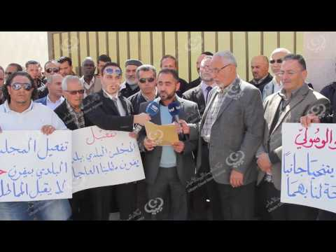 أهالي يفرن يطالبون بتفعيل مجلسهم البلدي