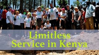 Limitless Service in Kenya