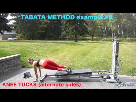 Total Gym High Intensity Interval Training (HIIT) – Total Gym Pulse