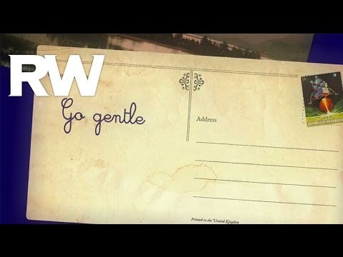 Robbie Williams | 'Go Gentle' | Official Lyric Video