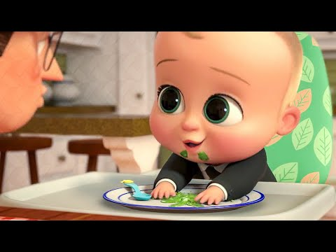 The Green Bean Battle Scene - THE BOSS BABY: Back in Business (2018) - Thời lượng: 3 phút và 22 giây.