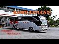 Ramenya, Aktifitas Bus di Terminal Tersibuk Se Asia Tenggara, Bungurasih, Surabaya