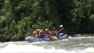White Water Rafting On The Nile--Jinja, Uganda