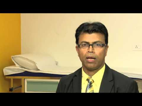 Dr Krishana M Sahu speaks on Kidney Day