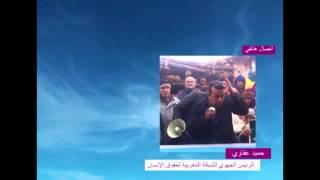تفاصيل حادثة حافلة شباب خنيفرة كما يرويها شاهد عيان