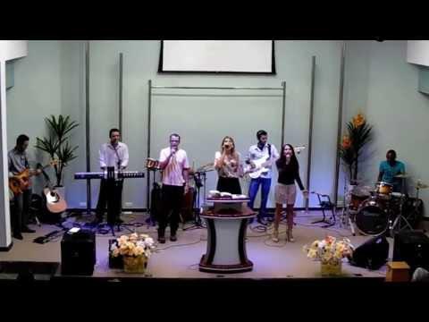 Pela Fé - Ministério de Louvor - Igreja Casa de Oração. Alegre-ES