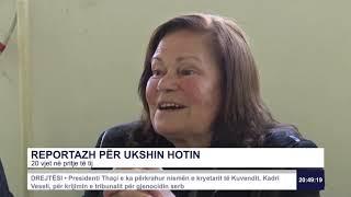 RTK3 Reportazh për - Ukshin Hotin 16.05.2019