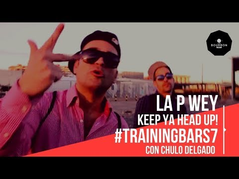 LA P WEY x CHULO DELGADO – «KEEP YA HEAD UP» [VIDEOCLIP]