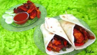 Lajawab Chicken (Tortilla Lajawab) Recipe Video in Tamil