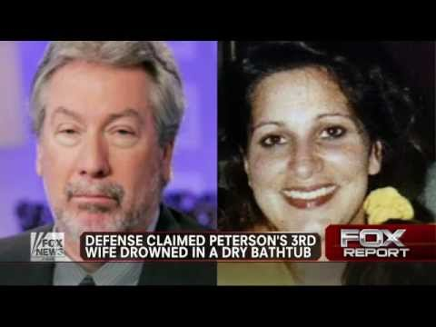 Stacy Sentencing - Former Illinois cop Drew Peterson yelled, 