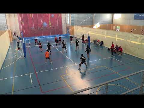 Navarvoley_Voley Viña Liga Castilla y León 280118
