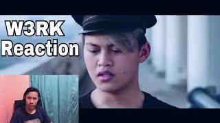 W3RK AGUNG HAPSAH EEVNXX - REACTION TIME