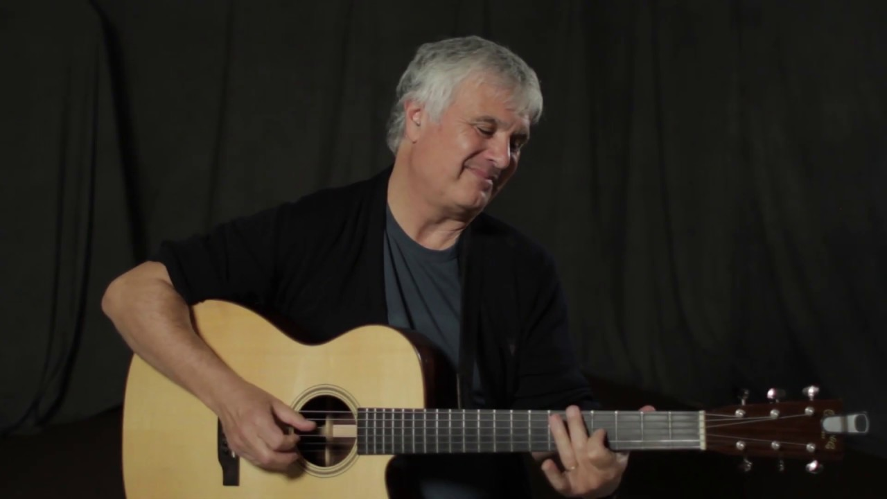Laurence Juber: Acoustic Guitar Session