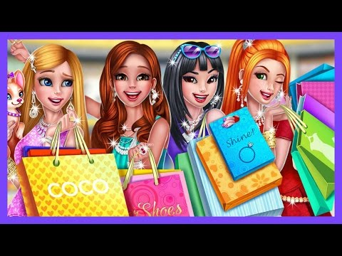 Rich Girl Mall - Shopping Game  CoCo Play By TabTale Gameplay