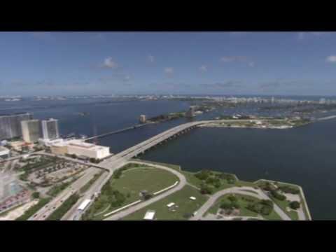 900 Biscayne Bay Miami condos video