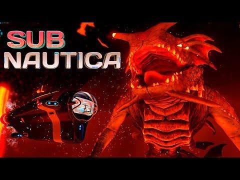 НЕ НАДО БЫЛО ЕГО ЗЛИТЬ!!! • Subnautica #50 (видео)