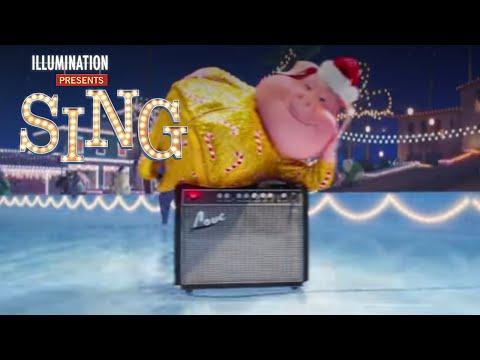 Sing (TV Spot 'Happy Holidays')