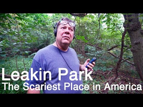 Baltimore's Leakin Park : The Scariest Place in America / A Creepy Documentary Featurette