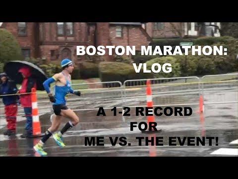 BOSTON MARATHON 2018: a DNF | Sage Canaday OTQ Running Series
