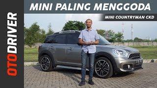 Video Mini Countryman CKD 2018 Review Indonesia | OtoDriver MP3, 3GP, MP4, WEBM, AVI, FLV April 2019